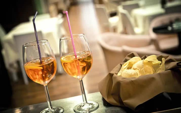 Aperitivo ristorante a Rimini