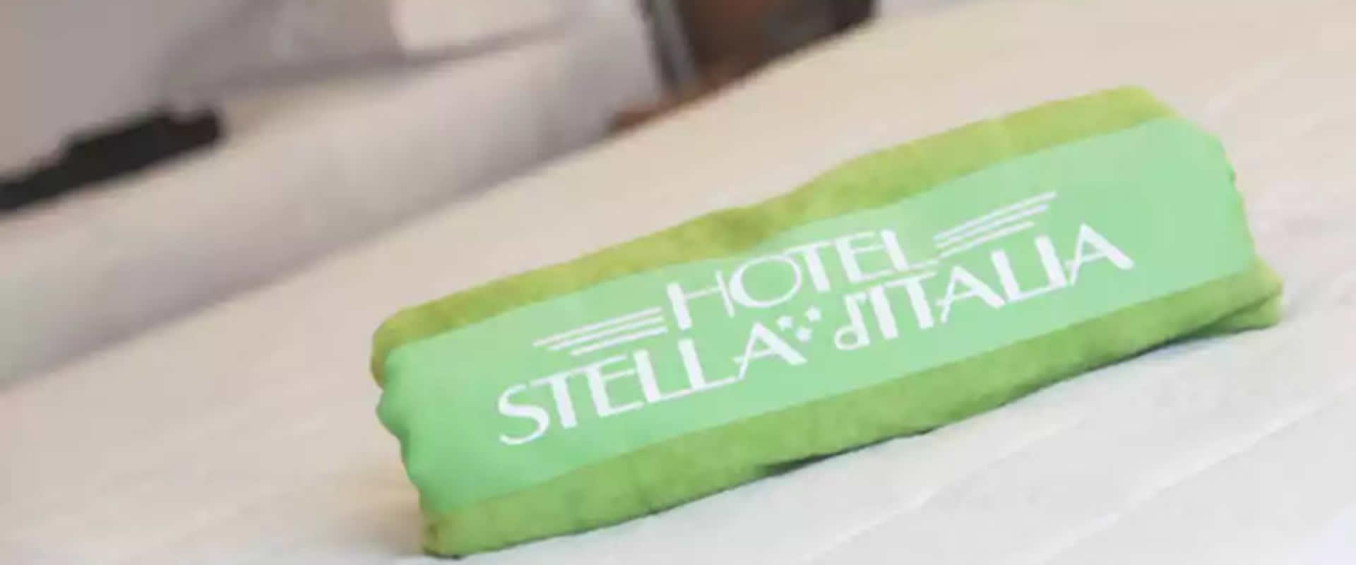Asciugamano Hotel camera